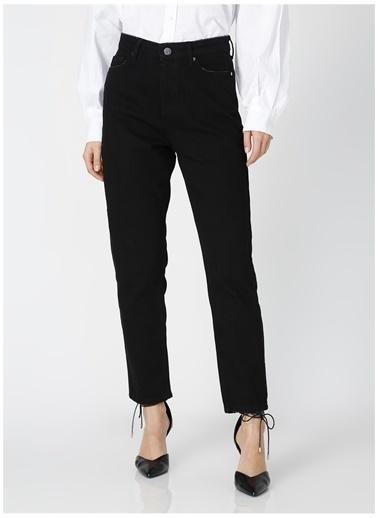 Fabrika Fabrika Dunne Siyah Kadın Denim Pantolon Siyah